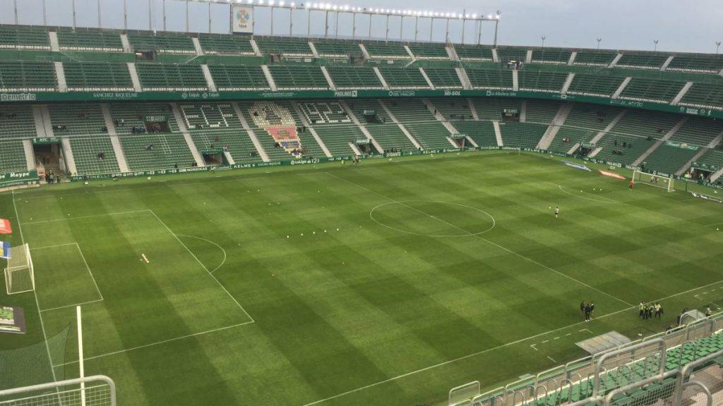 Estadio de Fútbol Martínez Valero de Elche