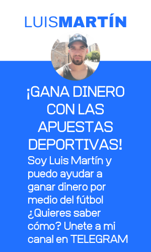 Luis Martin tipster