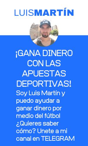Luis Martin tipster